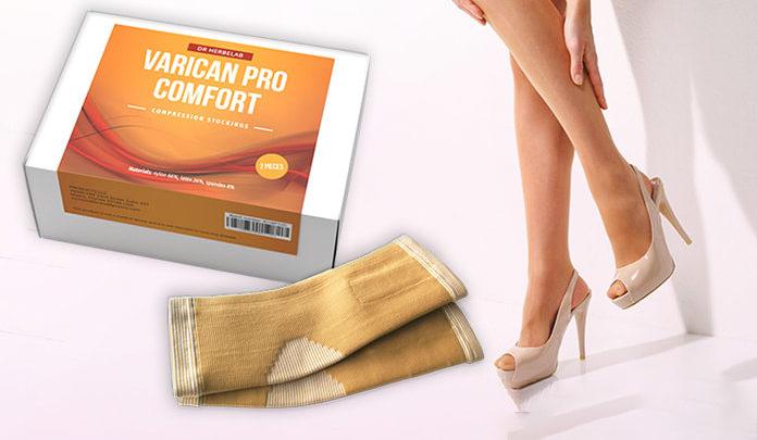Varican Pro Comfort – Opinie, Skład, Efekty Stosowania, Cena i Gdzie Kupić