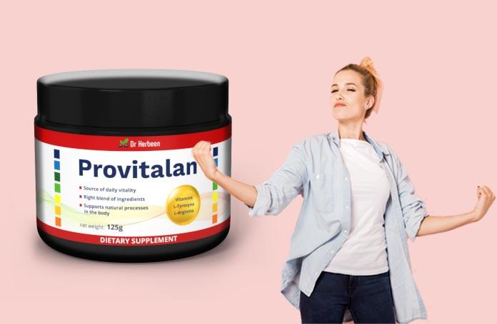 Provitalan – Opinie, Skład, Efekty Stosowania, Cena i Gdzie Kupić